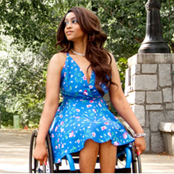 wheelchair solution for physical limitations