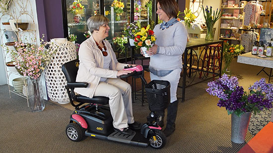 power scooters for mobility