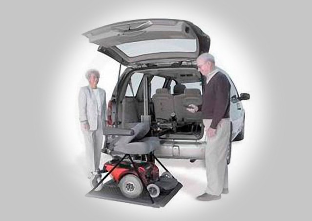 vehicle lifts for travel mobility